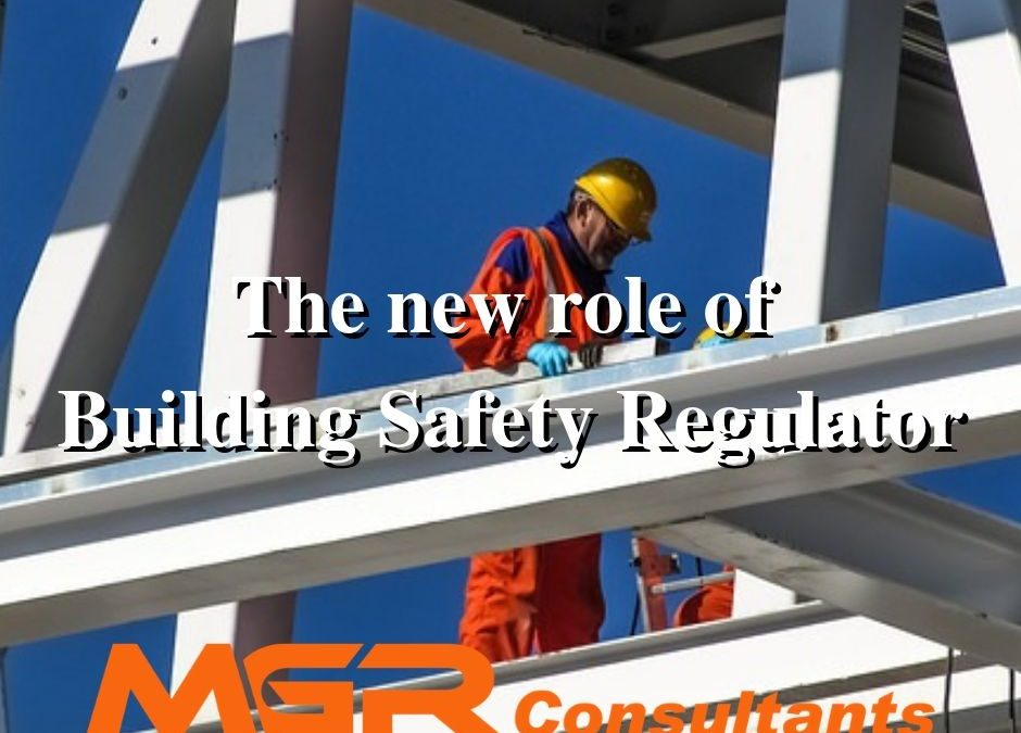 building safety regulator