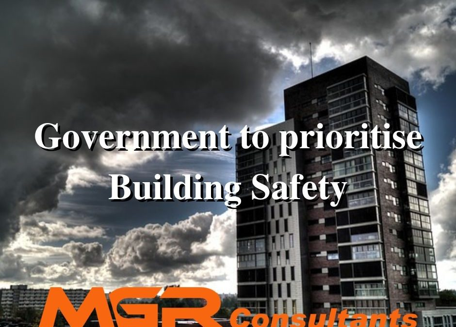 Government is urged to prioritise building safety